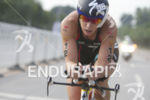 Lisa Norden opening the lead in the women's pro division…