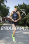 Laura Bennett coming out of transition at the 2013 Beijing…