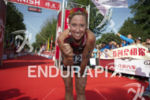 Lisa Norden of Sweden claims victory at the 2013 Beijing…