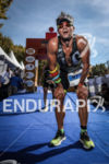 Finsher of the 2013 Ironman 70.3 Pays d'Aix on September…