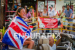 Chrissie Wellington shows her British Spirit at the Parade of…