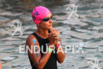 Ironman Fernanda KELLER (BRA) before the start of the 2013…