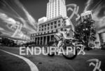 Ritchie Nicholls riding at the 2013 Ironman 70.3 Miami in…