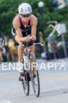 Helle Frederiksen riding at the 2013 Ironman 70.3 Miami in…
