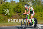 Filip Ospaly riding at  the 2013 Ironman Florida in Panama…