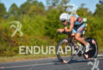 Pedro Gomes riding at  the 2013 Ironman Florida in Panama…