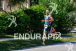 Pedro Gomes running at  the 2013 Ironman Florida in Panama…