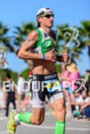 Filip Ospaly running at  the 2013 Ironman Florida in Panama…