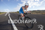 Julia Gajer maintaining 3rd place at Ironman Arizona on November…