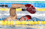20140105 - LANZAROTE,ESP: Illustration picture shows Dirk BOCKEL (LUX) swimming…