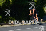 Paul Matthews riding at the 2014 Ironman 70.3 Pucón in…