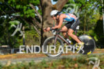 Andrew Starycowicz on the bike at the 2014 Ironman 70.3…