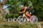 Javier Gomez on the bike at the 2014 Ironman 70.3…
