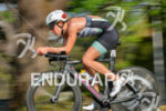 Svenja Bazlen riding at the 2014 Ironman 70.3 Panama in…