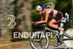 Natascha Badmann riding at the 2014 Ironman 70.3 Panama in…