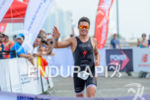Javier Gomez wins the 2014 Ironman 70.3 Panama in Ciudad…