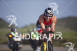 Joe Gambles on the bike course at the Ironman 70.3…