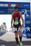 Joe Gambles completes a tough course at the Ironman 70.3…