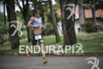 Igor Amorelli runing at the 2014 Ironman 70.3 Brasilia in…