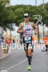 Frederik Van Lierde on the run leg of the 2014…