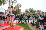 Women podium posing for the photographer during the 2014 Cannes…