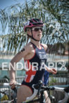 British Heather Sellars entering T2 at the 2014 Brasilia FISU…