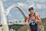 Kevin McDowell wins the 2014 Brasilia FISU World University Triathlon…