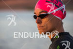 Hether Wurtele pre race at the  Ironman 70.3 St. George…
