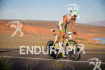 Mario Vanhoenacker (BEL) on bike early in the race at…
