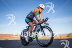 Linsey Corbin (USA) on TREK bike at the  Ironman 70.3…
