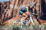 Meredith Kessler (USA) on bike at the  Ironman 70.3 St.…