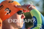 Frederik Van Lierde before the 2014 Ironman 70.3 Pays d'Aix,…