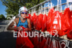 Jeanne Collonge during the 2nd transition of the run leg…