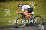 Harry Wiltshire (GBR) riding at the 2014 Ironman Florianopolis in…