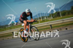 Timothy Marr riding fast at the 2014 Ironman Florianopolis in…