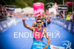 Mario Mola ESP on the run at the 2014 London…