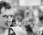 Alistair Brownlee GBR at the 2014 London Itu Triathlon in…