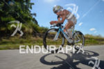 Yvonne van Vlerken on the bike at the 2014 Challenge…