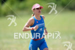 Julia Gajer on the run at the 2014 Challenge Kraichgau…