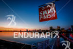 Pre dawn on race day at the Challenge Atlantic City…