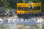 swim start of age group athletes at the 2014 Ironman…
