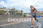 Ivan Rana on the run at the 2014 Ironman Austria…