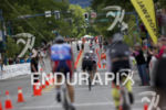 Age groupers on the bike course at Ironman Coeur d'Alene…