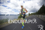 Andy Potts on his way to victory at Ironman Coeur…