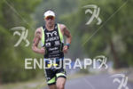 Andy Potts on his way to victory during the run…