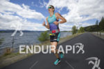 Heather Wurtele on her way to another victory during the…