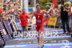 Jan Frodeno at the finish at the Ironman European Championship…