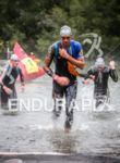 Matt Reed exits water at the 2014 Ironman 70.3 Vineman…