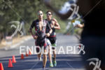 Jordan Rapp and Jesse Thomas compete during the run leg…
