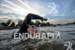 swim start at the 2014 DATEV Challenge Roth in Roth,…